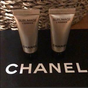 Chanel Sublimage L'ESSENCE bundle
